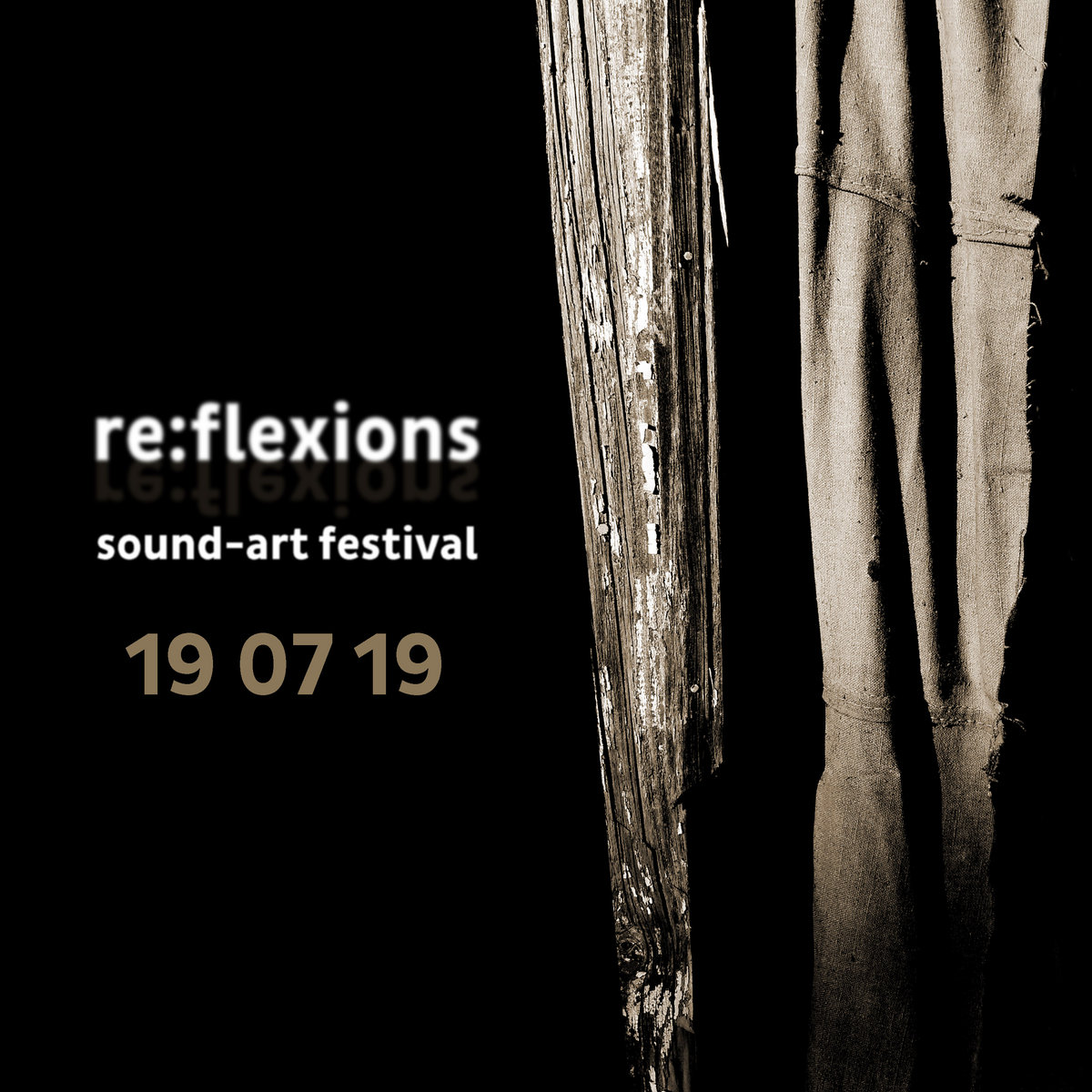 V.A. – re​:​flexions / sound​-​art festival 19 07 19