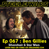 Ep 067 : Ben Gillies – Silverchair & Star Wars cover art