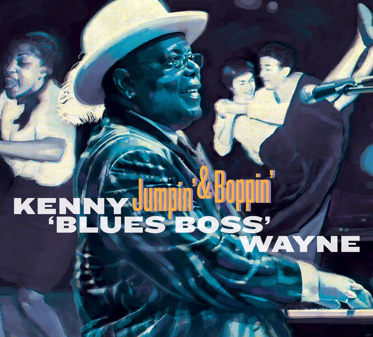 Resultado de imagen de kenny blues boss wayne jumpin & boppin