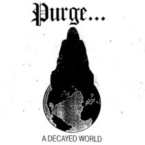 PURGE A DECAYED WORLD cover art
