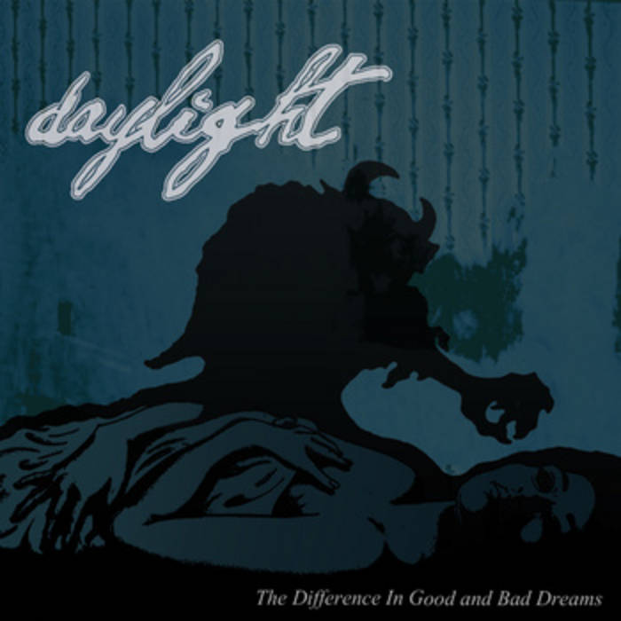 the difference in good and bad dreams run for cover records