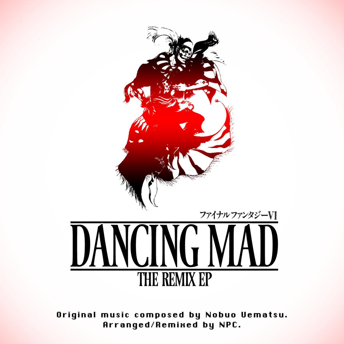 nobuo uematsu dancing mad mp3
