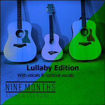 Nine Months [Lullaby Edition] cover art