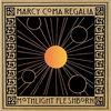 "Marcy/Coma Regalia/Mothlight/Flesh Born 10"" Cover Art"