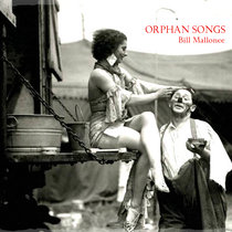ORPHAN SONGS (March 2018) cover art