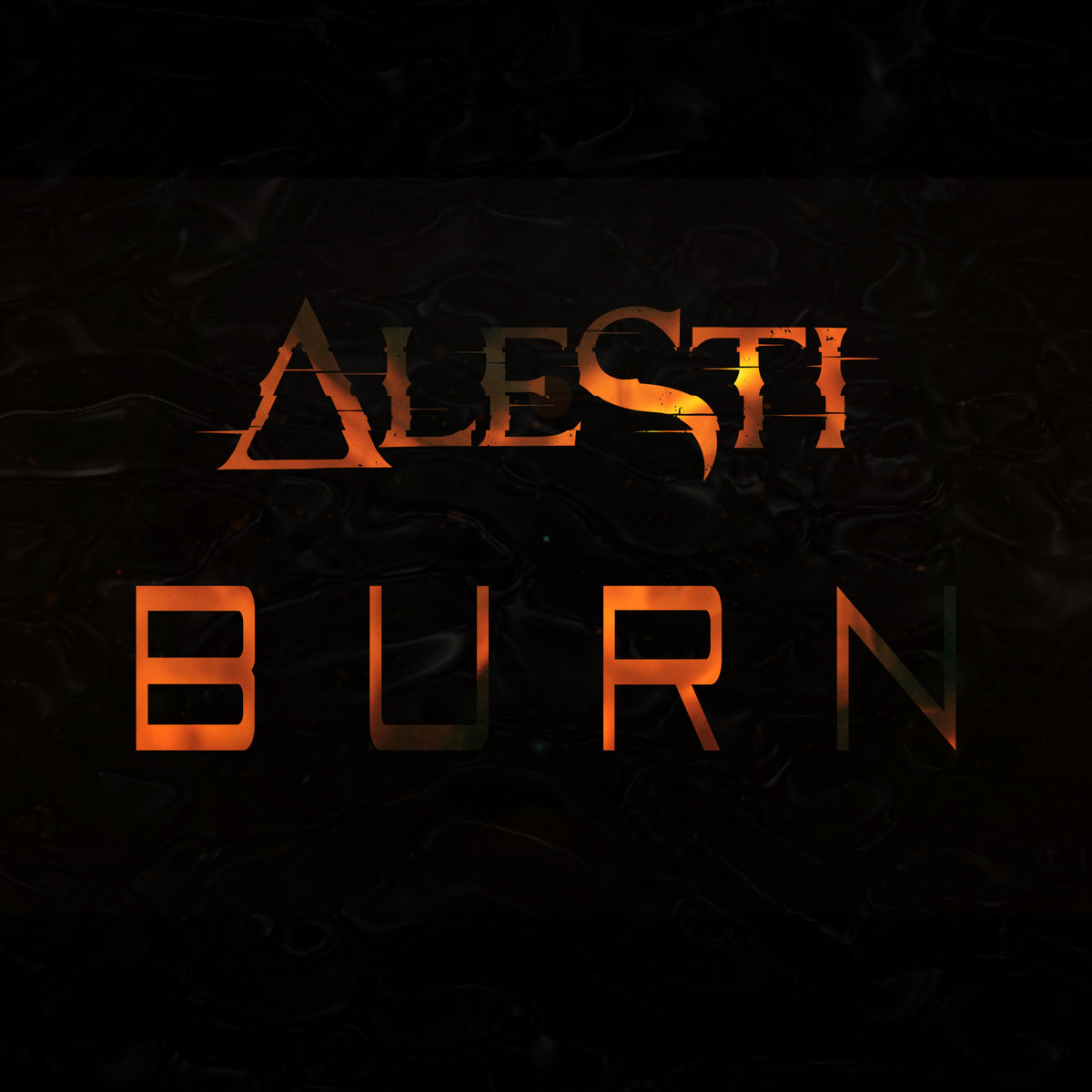 Alesti - Burn [single] (2018)