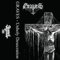 Unholy Desecration cover art