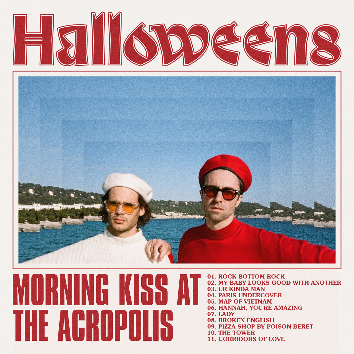 Morning Kiss At The Acropolis | Halloweens