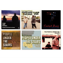 People Under the Stairs Bundle cover art