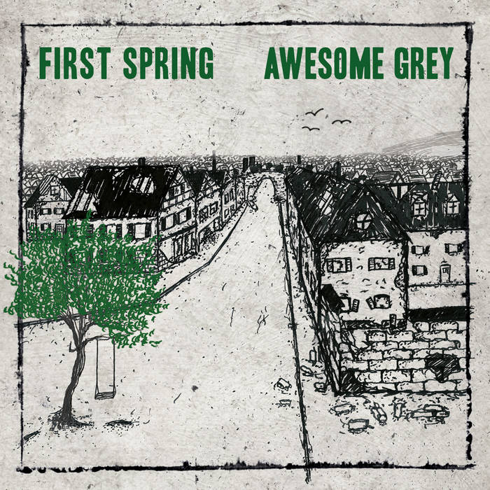 Split-EP w/ Awesome Grey cover art