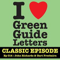 Ep 014 : John Richards & Bart Freebairn love the 16/02/12 Letters cover art