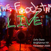 The Foodstamps Live at Cafe Oasis 11/2009 Cover Art