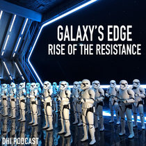 Galaxy's Edge Part 6 - Rise of the Resistance cover art