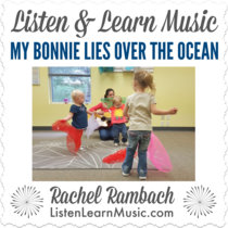 My Bonnie Lies Over the Ocean cover art