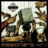 MISSIONARS - MSR NR.1 Cover Art