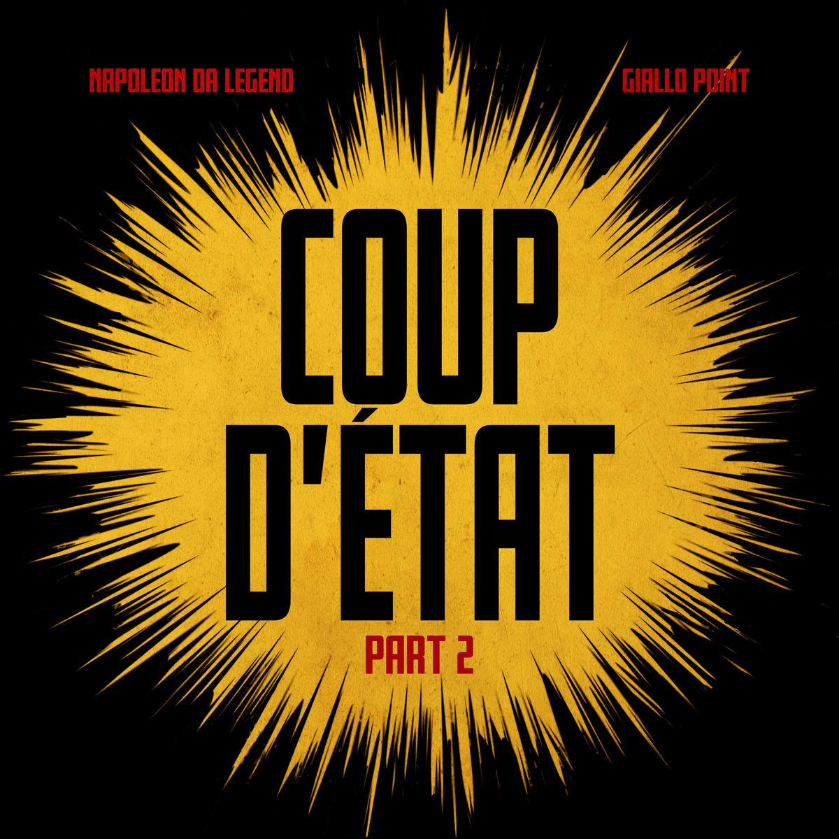 Coup d'Etat 2   Napoleon Da Legend