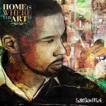 Home Is Where The Art Is [Explicit] cover art