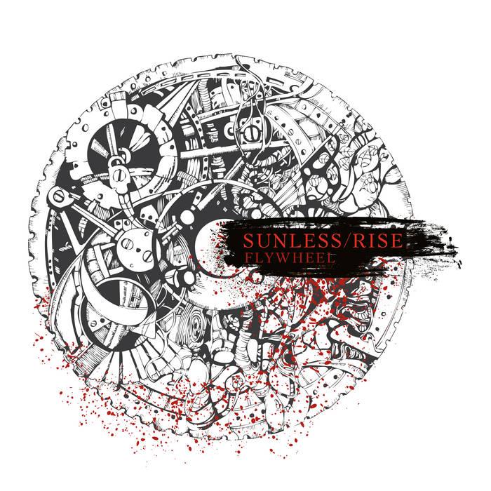 Новый сингл SUNLESS RISE - Flywheel