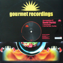 David Duriez - Gourmandise ep [2020 Remastered Edition] cover art