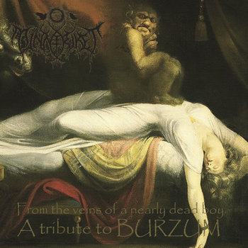 From the veins of a nearly dead boy - A tribute to BURZUM by Minneriket