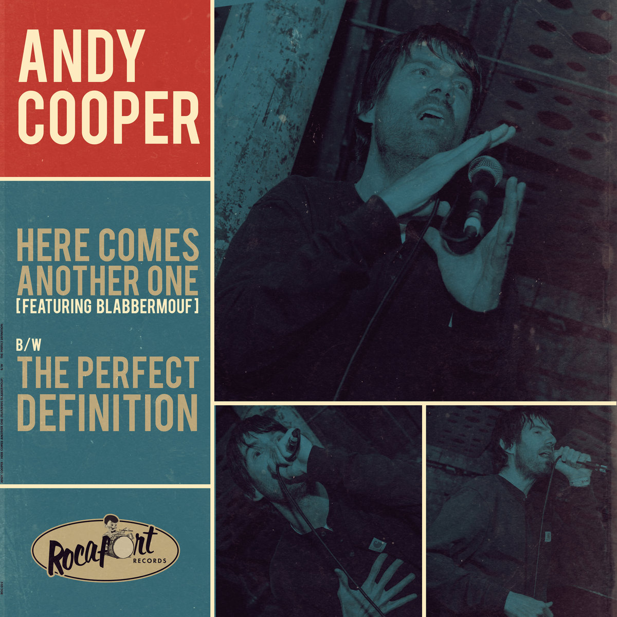 Here comes another one bw the perfect definition rocafort records by andy cooper malvernweather Images