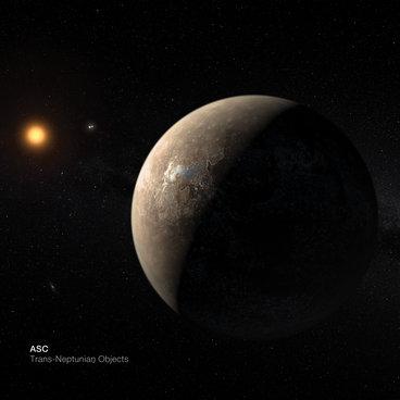Trans-Neptunian Objects main photo