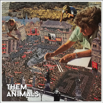 Them Animals EP by Them Animals