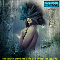 the black currents & the secret of arrakis feat. vangelis cover art