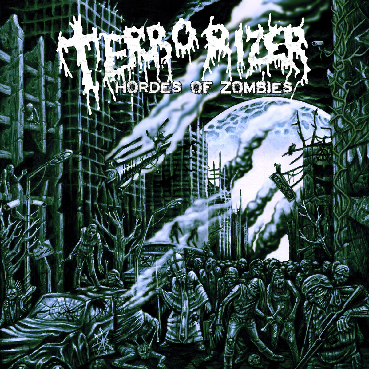discografia de terrorizer