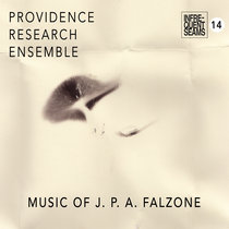 The Music of J. P. A. Falzone cover art