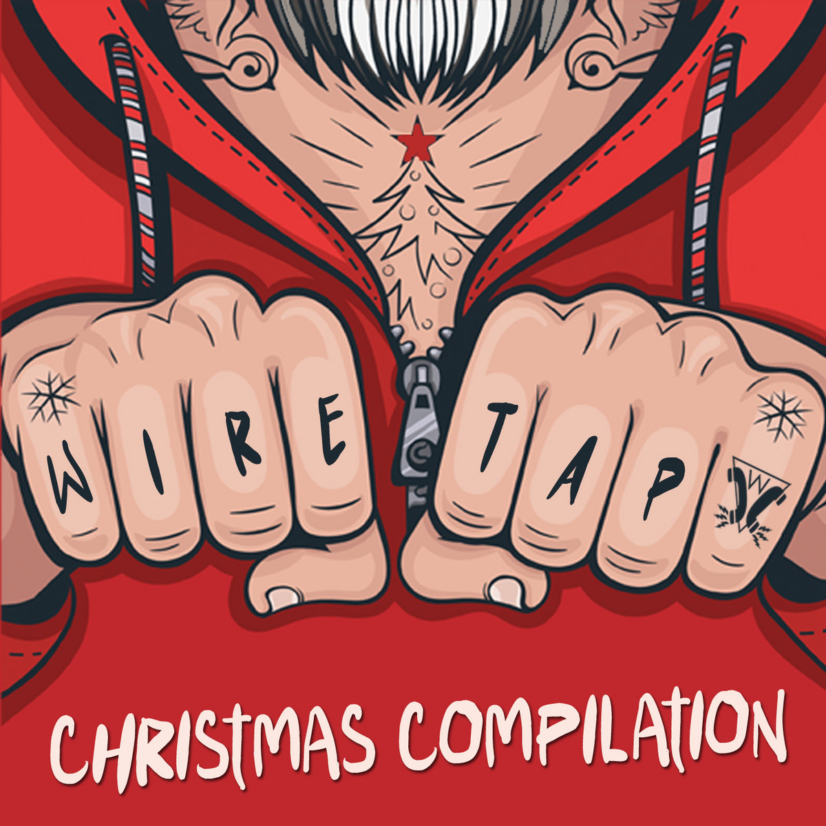 The Christmas Song (Weezer Cover) | Wiretap Records