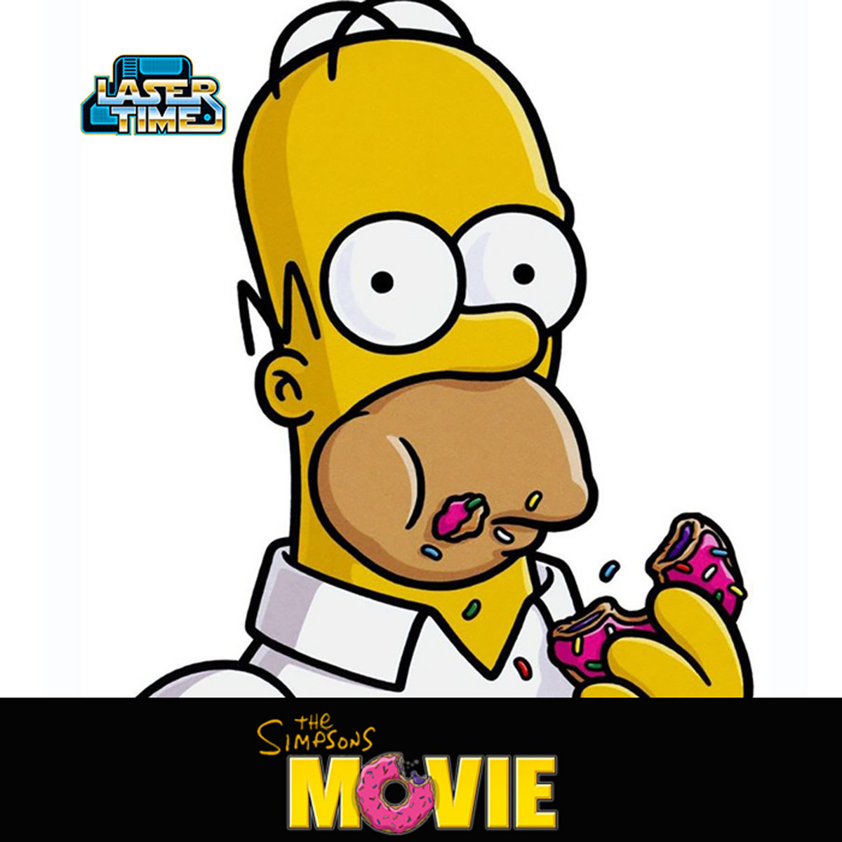 The Simpsons Movie Commentary Lasertimepodcast Com Laser Time