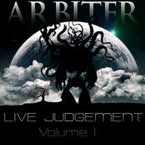 Live Judgement, Vol. 1 cover art