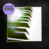 Kate Simko - The Echo EP cover art
