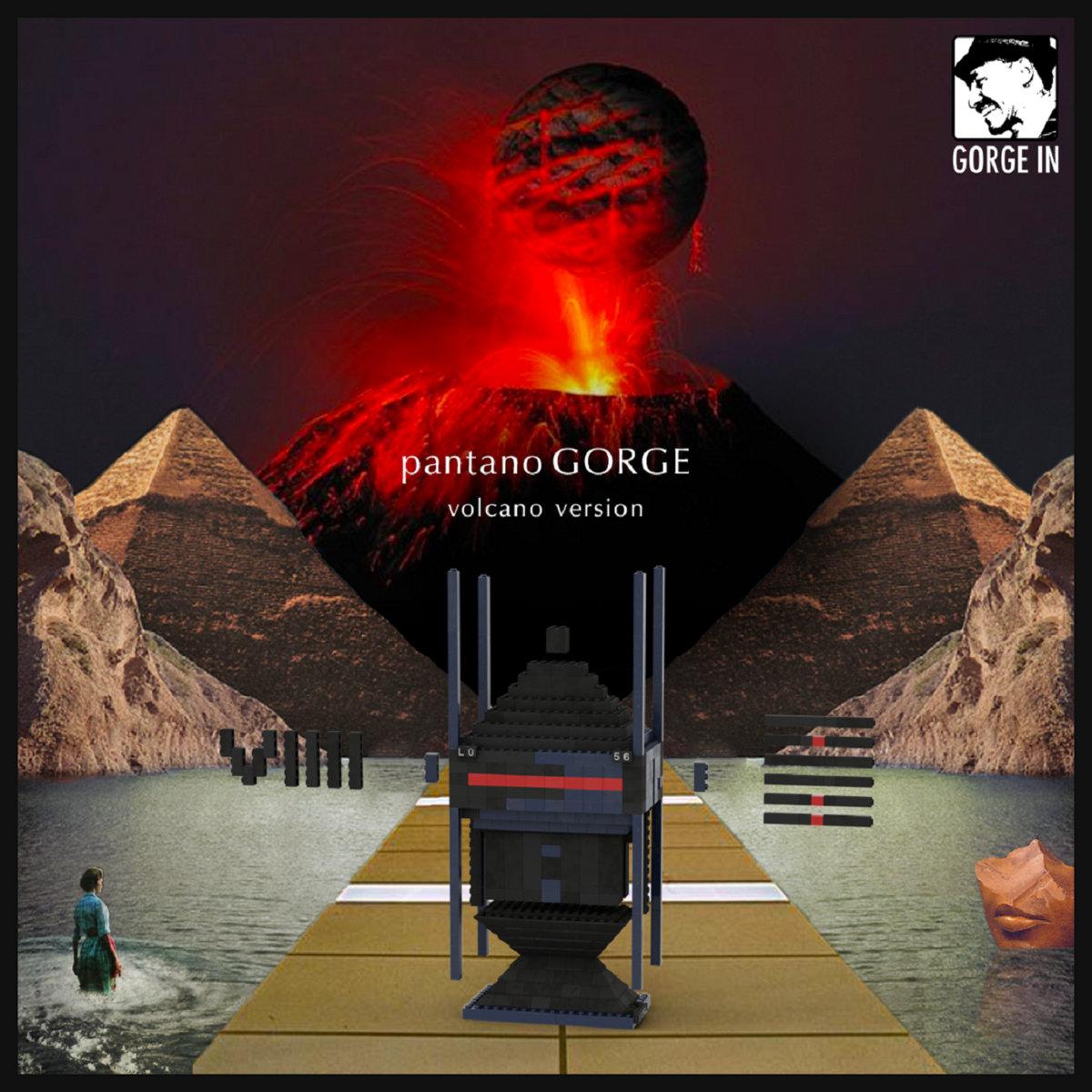 Various Artist – pantanoGORGE – volcano version –
