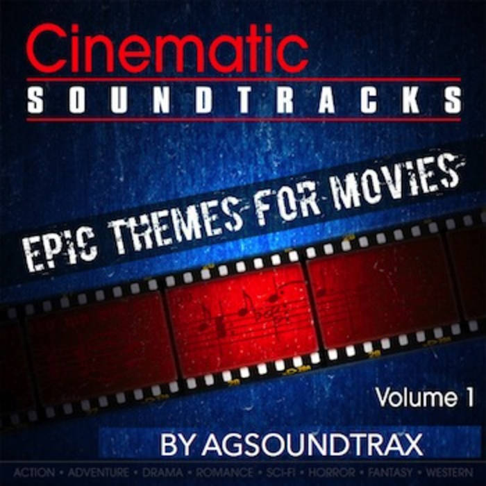 Cinematic & Epic- Royalty Free Music Library Packs | AGsoundtrax