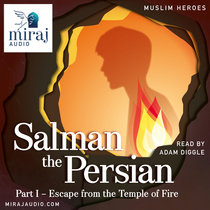 Salman the Persian (Part 1) cover art