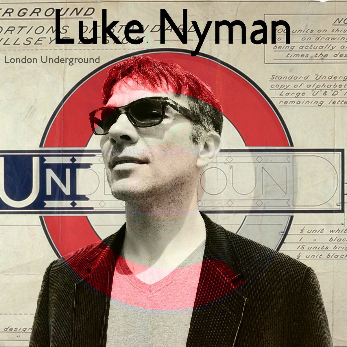 London Underground by Luke Nyman