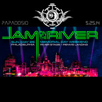 Live at Jam on the River 2014 cover art
