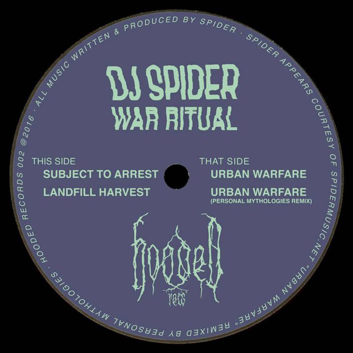 B1 Urban Warfare Dj Spider Spider Music