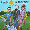 Three men went a-hunting Cover Art