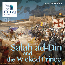 Salah ad-Din and the Wicked Prince (8+) cover art
