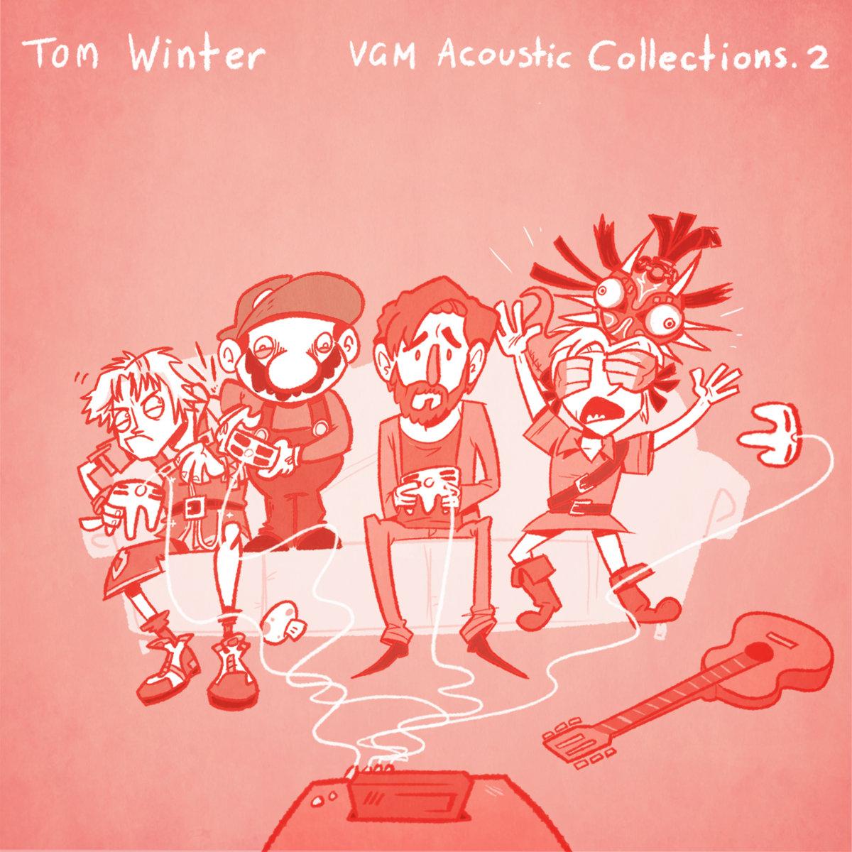 Super Mario 64 - Dire Dire Docks | Tom Winter