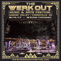 Werktronic LIVE @ The Werk Out Music & Arts Festival - 8/4/17 cover art