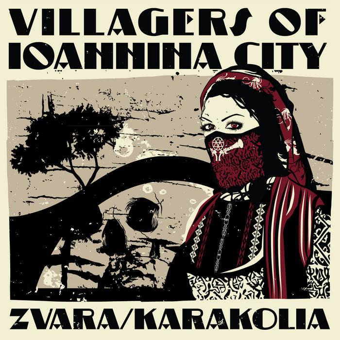 Zvara/Karakolia EP by VIC