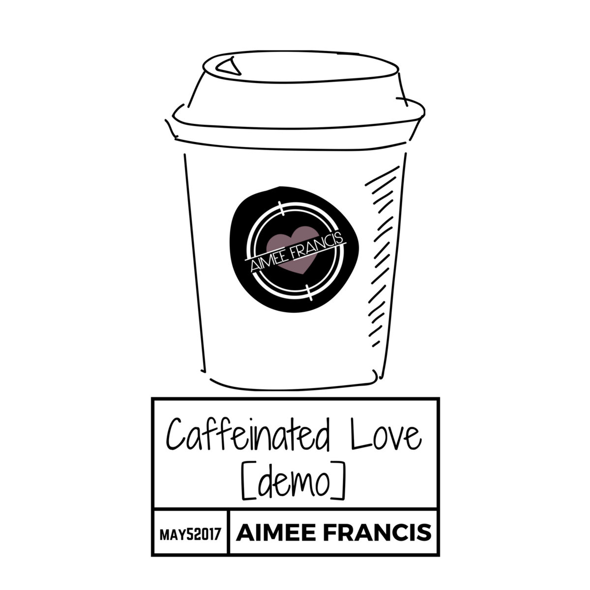 Caffeinated Love by Aimee Francis