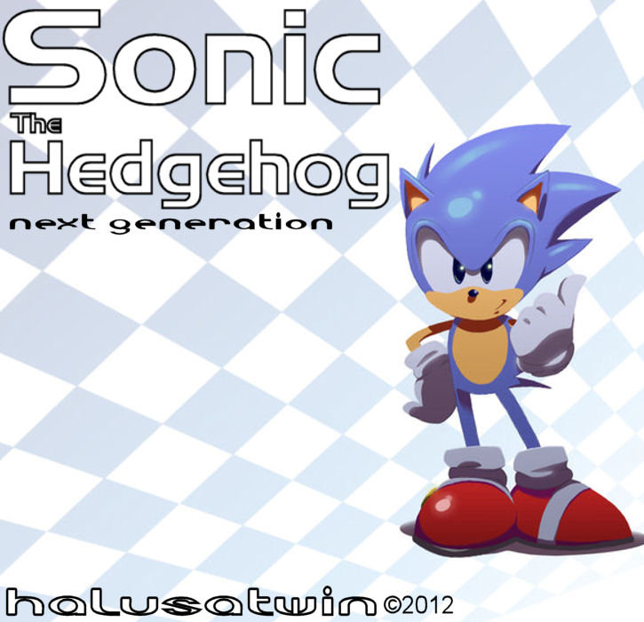 Sonic The Hedgehog: NG ReMiX   HalusaTwin