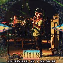 LIVE @ Zanzabar - Louisville, KY 03.08.19 cover art