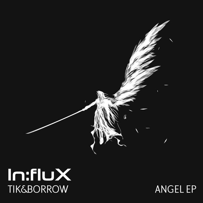 Tik&Borrow - Angel EP Image
