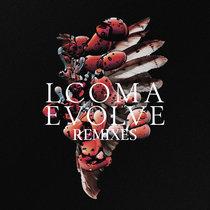 Lcoma - Evolve Remixes cover art
